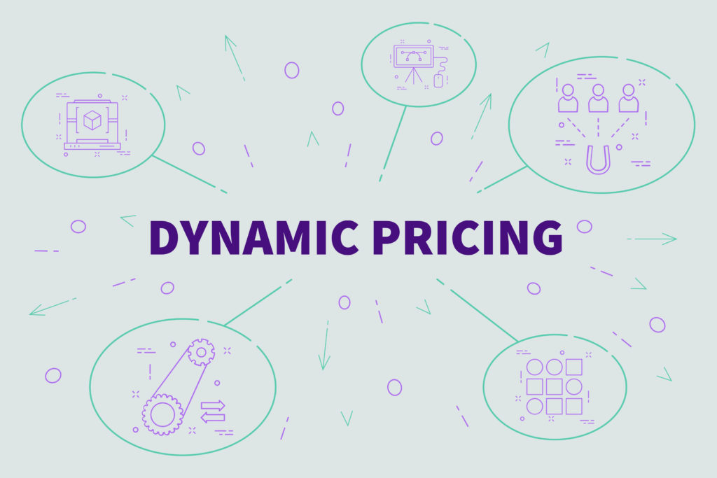 Dynamic Pricing in Online Marketplace