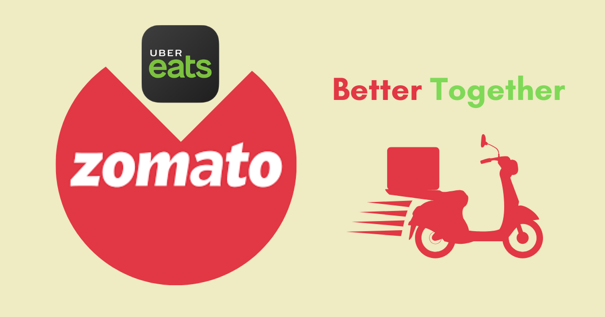 Zomato Acquires UberEats